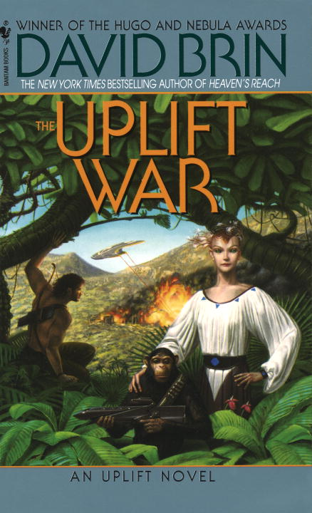 The uplift war Book Cover