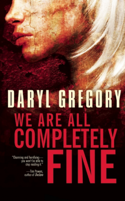 We are all completely fine Book Cover