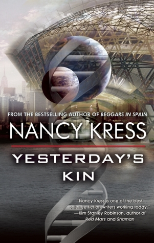 Yesterday's kin Book Cover