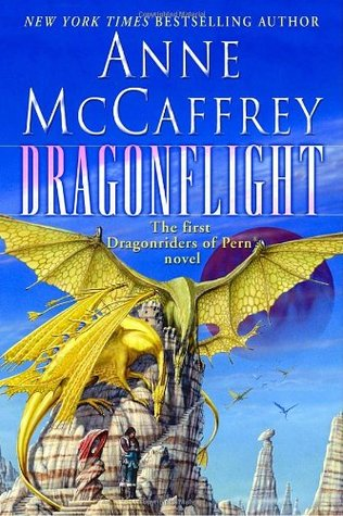 Dragonflight Book Cover