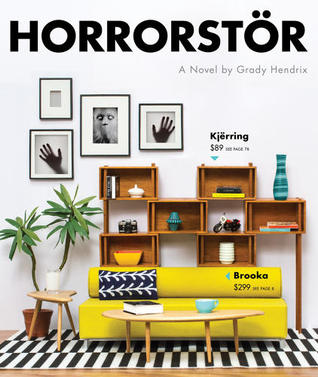 Horrorstör Book Cover