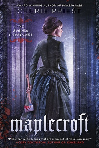 Maplecroft Book Cover
