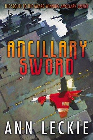 Ancillary sword Book Cover