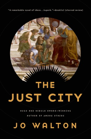 The just city Book Cover