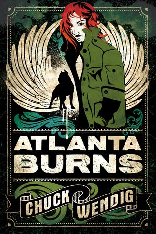 Atlanta Burns Book Cover