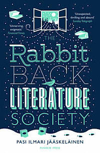 The Rabbit Back literature society Book Cover