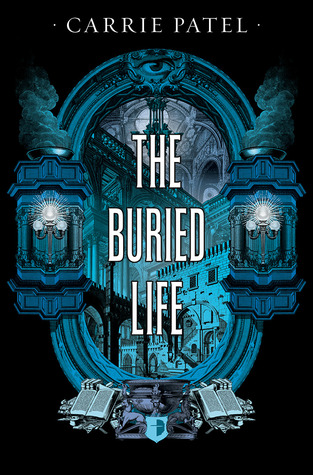 The buried life Book Cover