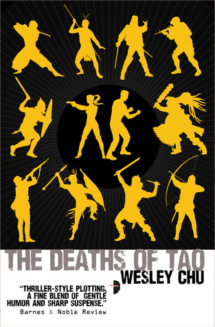 The deaths of Tao Book Cover