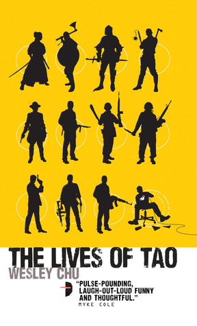 The lives of Tao Book Cover