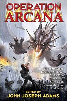 Operation Arcana Book Cover