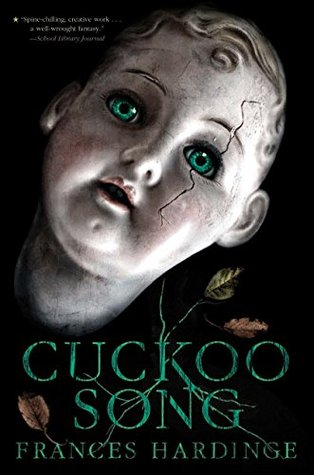 Cuckoo song Book Cover