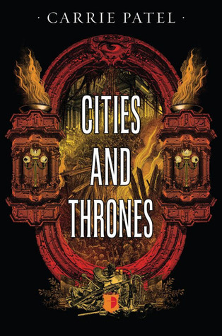 Cities and thrones Book Cover