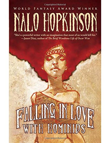 Falling in love with hominids Book Cover