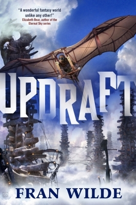 Updraft Book Cover