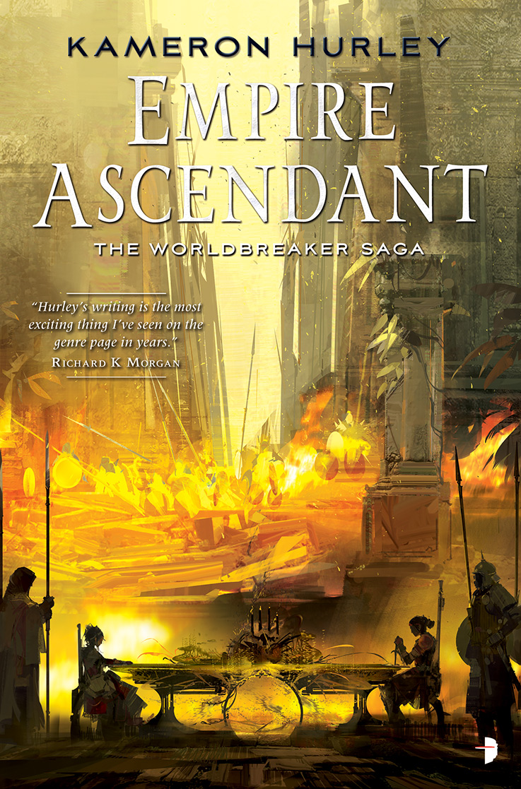 Empire ascendant Book Cover