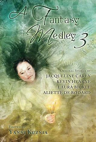 A fantasy medley 3 Book Cover