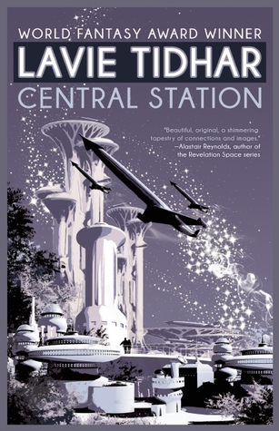 Central station Book Cover