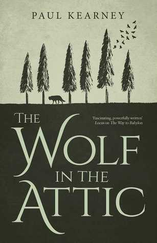 The wolf in the attic Book Cover