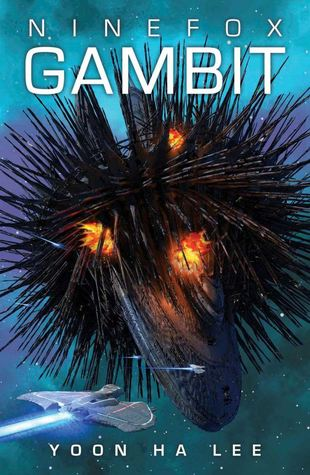 Ninefox gambit Book Cover